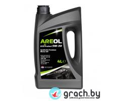 Масло моторное Areol Eco Protect 5w30 4 л.