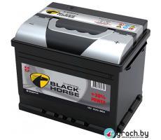 Аккумулятор Black Horse  55 А.ч. низкий  R (500A, 242*175*190)
