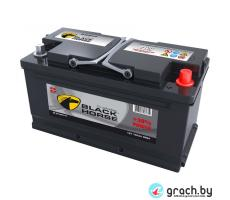 Аккумулятор Black Horse  90А.ч. R (760A, 353*175*190)