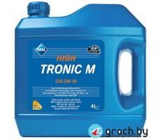 Моторное масло Aral High Tronic M SAE 5W-40 4л