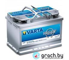 Аккумулятор Varta Start-Stop Plus AGM 70 А.ч.