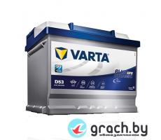 Аккумулятор Varta Start-Stop Plus  AGM 60 А.ч.