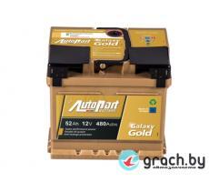 Аккумулятор AutoPart Gold 52 А.ч.