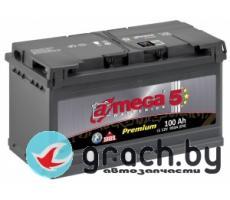 Аккумулятор A-Mega Premium 100 А.ч.