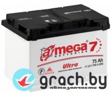 Аккумулятор A-Mega Ultra 75 А.ч.