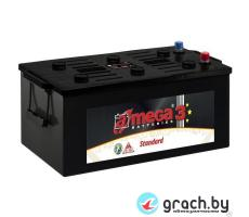 Аккумулятор A-MEGA Standart 140 А.ч.