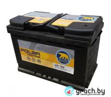 Аккумулятор Baren Polar Technik AGM 80 А.ч.