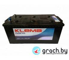 Аккумулятор грузовой KLEMA Norm 225 Ah 1500A