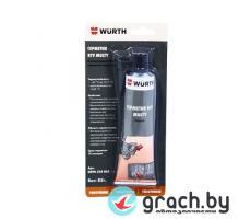 Герметик серый прокладочный WURTH