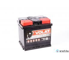 Аккумулятор Volat (Волат) Carbon Tech 45 А.ч.