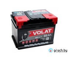 Аккумулятор Volat (Волат) Carbon Tech 65 А.ч.