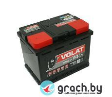 Аккумулятор Volat (Волат) Carbon Tech 60 А.ч.
