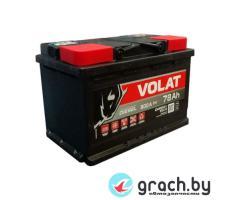 Аккумулятор Volat (Волат) Carbon Tech 78 А.ч.