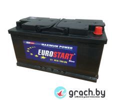 Аккумулятор Eurostart (Евростарт) 90 А.ч. 760А