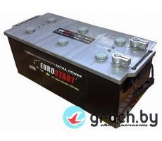 Аккумулятор грузовой Eurostart (Евростарт) 190 А.ч. 1200А (под болт)