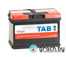 Аккумулятор TAB (ТАБ) Magic 78 Ah 750A