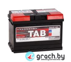Аккумулятор TAB (ТАБ) Magic 75 Ah 720A низкий