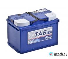 Аккумулятор TAB (ТАБ) Polar Blue 75 Ah 750A