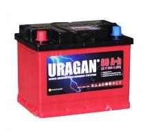 Аккумулятор Uragan 60 А.ч. L+ 500 А