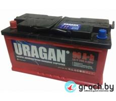 Аккумулятор Uragan 90 А.ч. 700 А