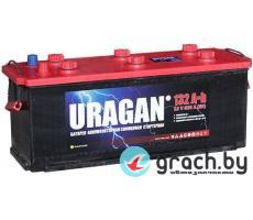 Аккумулятор грузовой Uragan 132 А.ч. 820 А L+