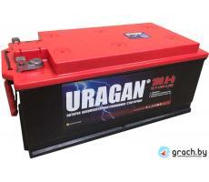 Аккумулятор грузовой Uragan 190 А.ч. 1200 А R+ под болт
