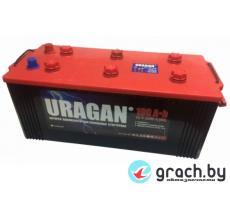 Аккумулятор грузовой Uragan 190 А.ч. 1200 А R+