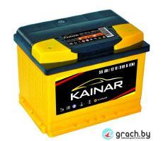 Аккумулятор Kainar 55 А.ч. 510 А
