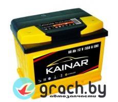 Аккумулятор Kainar 60 А.ч. 540 А низкий