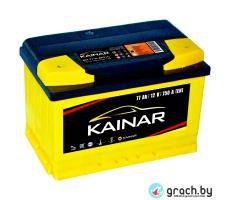 Аккумулятор Kainar 77 А.ч. 750 А L+