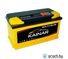 Аккумулятор Kainar 100 А.ч. 850 А