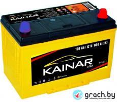 Аккумулятор Kainar Asia 100 Ah 800 A JR+