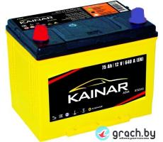 Аккумулятор Kainar Asia 75 Ah 640 A JL+