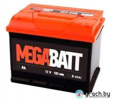 Аккумулятор Mega Batt (Мега Батт) 62 А.ч. 480 А