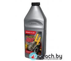 Тормозная жидкость Super DOT4 0,880kg