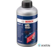 Жидкость тормозная Bosch  DOT 4  0.25л