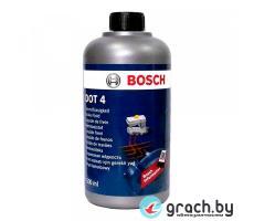 Жидкость тормозная Bosch  DOT 4  0.5л