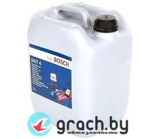 Жидкость тормозная Bosch  DOT 4  5л