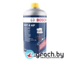 Жидкость тормозная Bosch  DOT 4 HP 1л