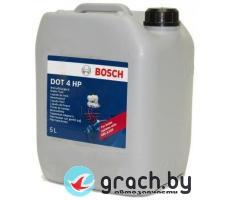 Жидкость тормозная Bosch  DOT 4 HP 5л