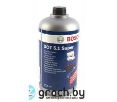 Жидкость тормозная Bosch  DOT 5.1 0.5л
