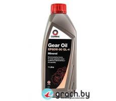 Масло трансмиссионное Comma Gear Oil EP 80W90 1L
