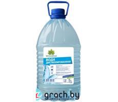Вода дистиллированная GreenCool 5л