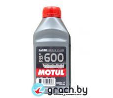 Жидкость тормозная  MOTUL RBF 600 Factory Line, 0.5л (DOT 3|DOT 4|DOT 5.1)