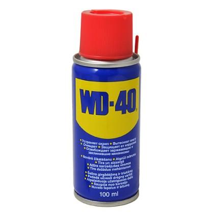 WD-40 100 мл. Смазка универсальная